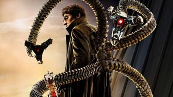 Movies spider-man doctor octopus spiderman 2 wallpaper