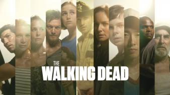 Nature the walking dead wallpaper