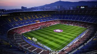 Nou camp fussball blaugrana football futbol futebol Wallpaper