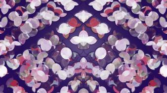 Patterns psychedelic digital art artwork photomanipulation background wallpaper