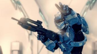 Peace halo 4 wargames 343 industries Wallpaper