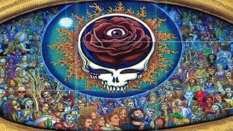 Reggae bands bluegrass blues the grateful dead wallpaper