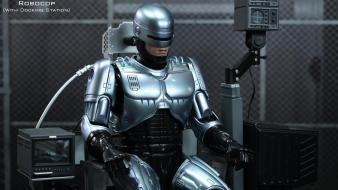 Robocop action figures Wallpaper