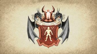 Song ice and fire sigil house bolton wallpaper