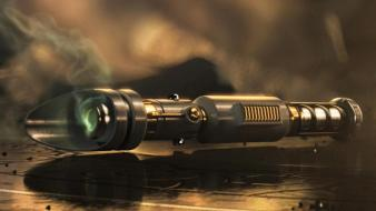 Star wars fantasy lightsabers art wallpaper