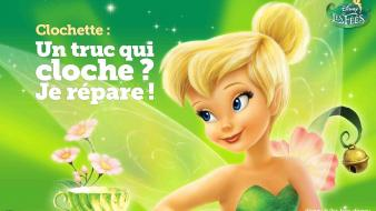 Tinkerbell walt disney Wallpaper