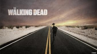 Tv the walking dead amc apocalyptic wallpaper