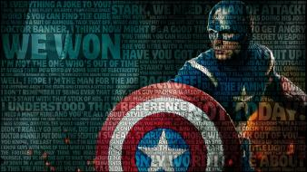 Typography marvel comics the avengers (movie) shields wallpaper