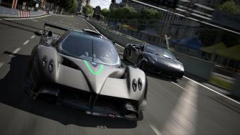 Video games cars pagani zonda lamborghini wallpaper