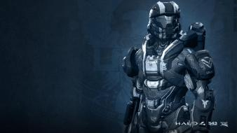 Video games halo 4 343 industries spartan iv wallpaper
