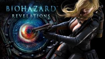 Video games resident evil biohazard revelations evil: wallpaper