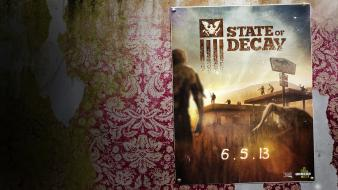 Video games state of decay wallpaper