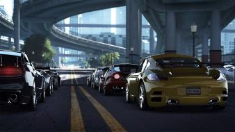 Video games ubisoft miami the crew (game) wallpaper