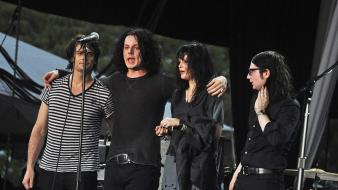 Alison mosshart jack white dean fertita lawrence wallpaper