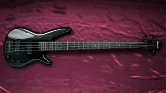 Bass guitars wallpaper