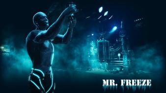 Batman arkham city mr. freeze Wallpaper