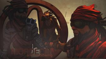 Borderlands mordecai 2 gearbox software bloodwing wallpaper