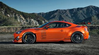 Cars hills tuning rims tuned toyota gt86 wallpaper
