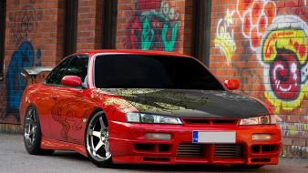 Cars king nissan drift s14 wallpaper