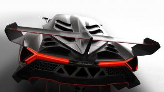Cars lamborghini veneno wallpaper