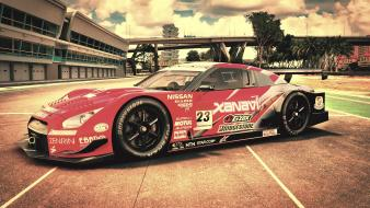 Cars red super gt Wallpaper