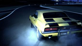 Chevrolet camaro z28 gran turismo 5 ps3 wallpaper