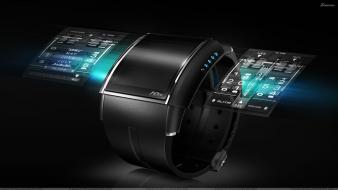 Computers technology wristwatch luxury watch wallpaper