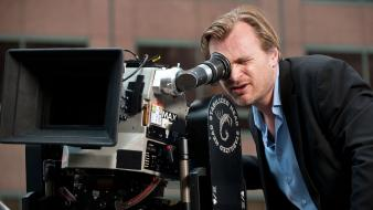 Dark knight christopher nolan set photos directors wallpaper
