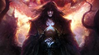 Dracula castlevania: lords of shadow gabriel belmont wallpaper