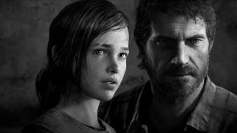 Drawings photo manipulation the last of us wallpaper