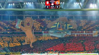 Galatasaray sk tt arena wallpaper