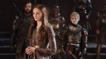 Game of thrones sansa stark sophie turner (actress) wallpaper