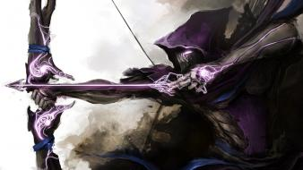 Gothic the avengers hawkeye thedurrrrian (deviant artist) Wallpaper