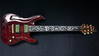 Guitars schecter wallpaper