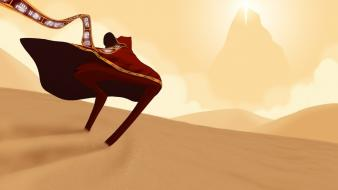 Journey (video game) wallpaper