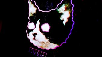 Landscapes futuristic cats oddfuture golfwang wallpaper