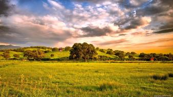 Landscapes nature grass country natural pasture wallpaper