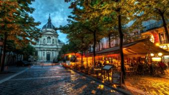 Market france hdr photography wallpaper