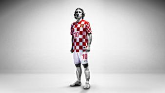 Modric national team football player croatia vatreni wallpaper