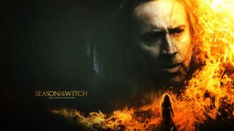 Movies nicholas cage season of the witch wallpaper