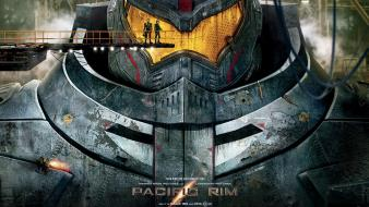 Movies robots armor hollywood pacific rim wallpaper