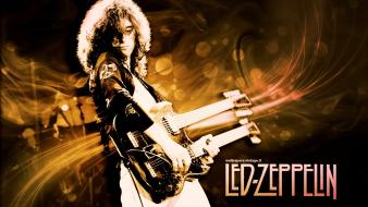 Music groups led zeppelin rock musicians band wallpaper