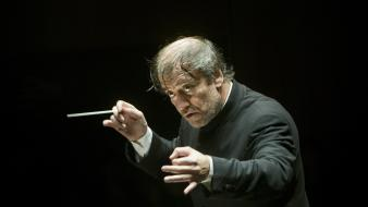 Orchestra faces valery classical music conducting gergiev wallpaper