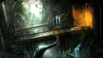 Plants trine sewers 2 game goblin menace wallpaper
