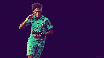Professional silva stars football teams neymar player wallpaper