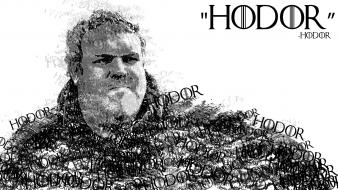 Quotes game of thrones hodor wallpaper