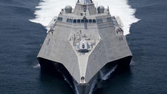 Ships boats uss independence Wallpaper