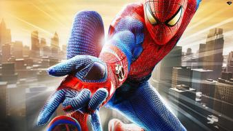 Spider-man the amazing spiderman wallpaper