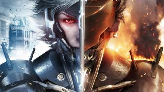 Swords metal gear rising: revengeance wallpaper