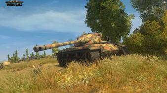 Tanks usa world of online games screens Wallpaper